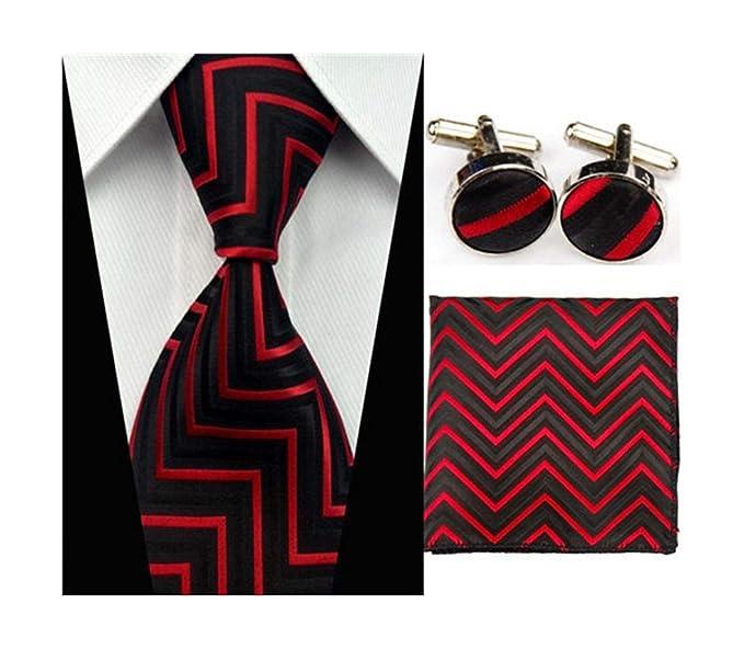 Pragmaticv Corbatas Corbatas Conjuntos Accesorios para hombres ...