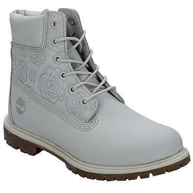 Timberland 6in Premium Boot W Damen 41 Weiß CtdEaMX4
