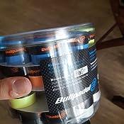 Bull padel Tambor 50 Overgrips GB 1604 OFP: Amazon.es: Deportes y ...