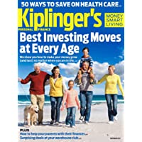1-Year (12 Issues) of Kiplingers Personal Finance Magazine Subscription