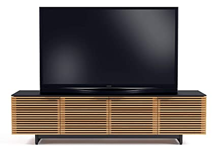 Amazon Com Bdi 8173 Wok Corridor Low Tv Stand Media Cabinet