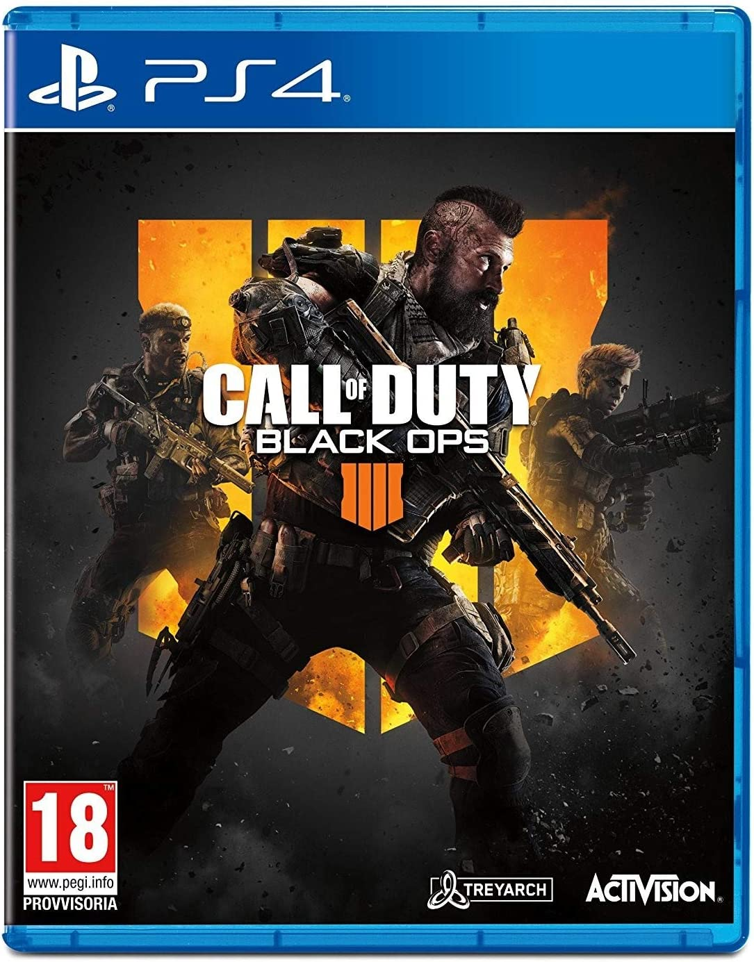 Call of Duty: Black Ops IIII: Amazon.es: Videojuegos