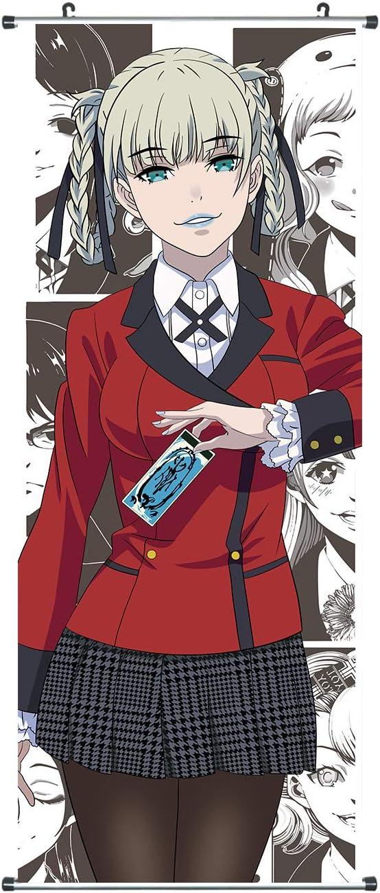 CoolChange Poster para enrollar//Kakemono de Rurouni Kenshin Hecho de pa/ño Tema Kenshin Himura /& Kaoru Kamiya B 100x40cm