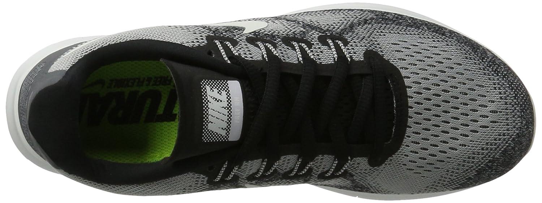NIKE Women's Free RN 2017 Running Shoe B01K0NQU3W 6.5 B(M) US Wolf Grey/Off White-pure Platinum-black