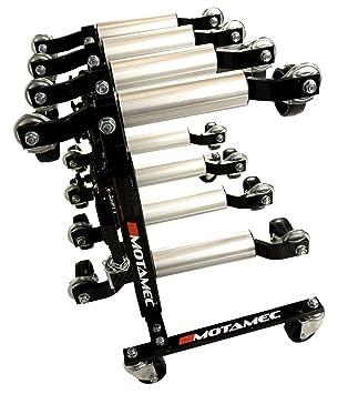 motamec rueda hidráulico con función atril de patines sobre ruedas para 4 Dolly Skates: Amazon.es: Coche y moto