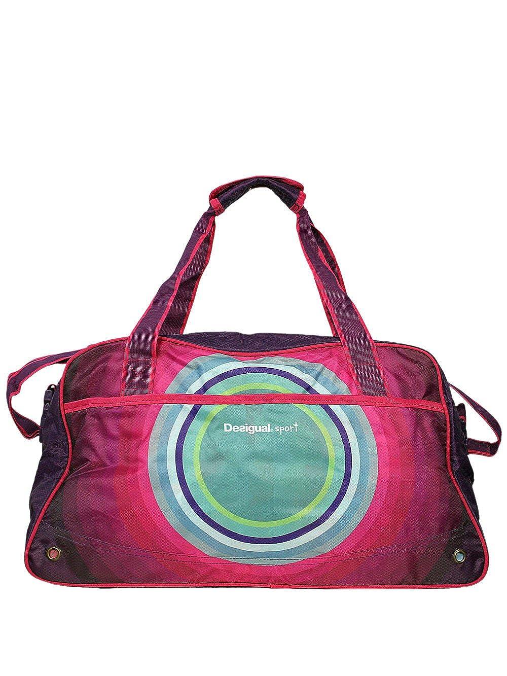 f35405992 DESIGUAL Women Designer Sportsbag Handbag - SPORT BAG GALACTIC -:  Amazon.co.uk: Clothing