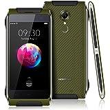 HOMTOM HT20 Pro Smartphone Duro Ragged IP68 Impermeabile Antipolvere Goccia-resistente Resistente Agli Urti 4G-LTE MTK6753 1.3GHz a 64-bit Octa Core 4,7 Pollici HD 1280 * 720P 3G + 32G 3500mAh