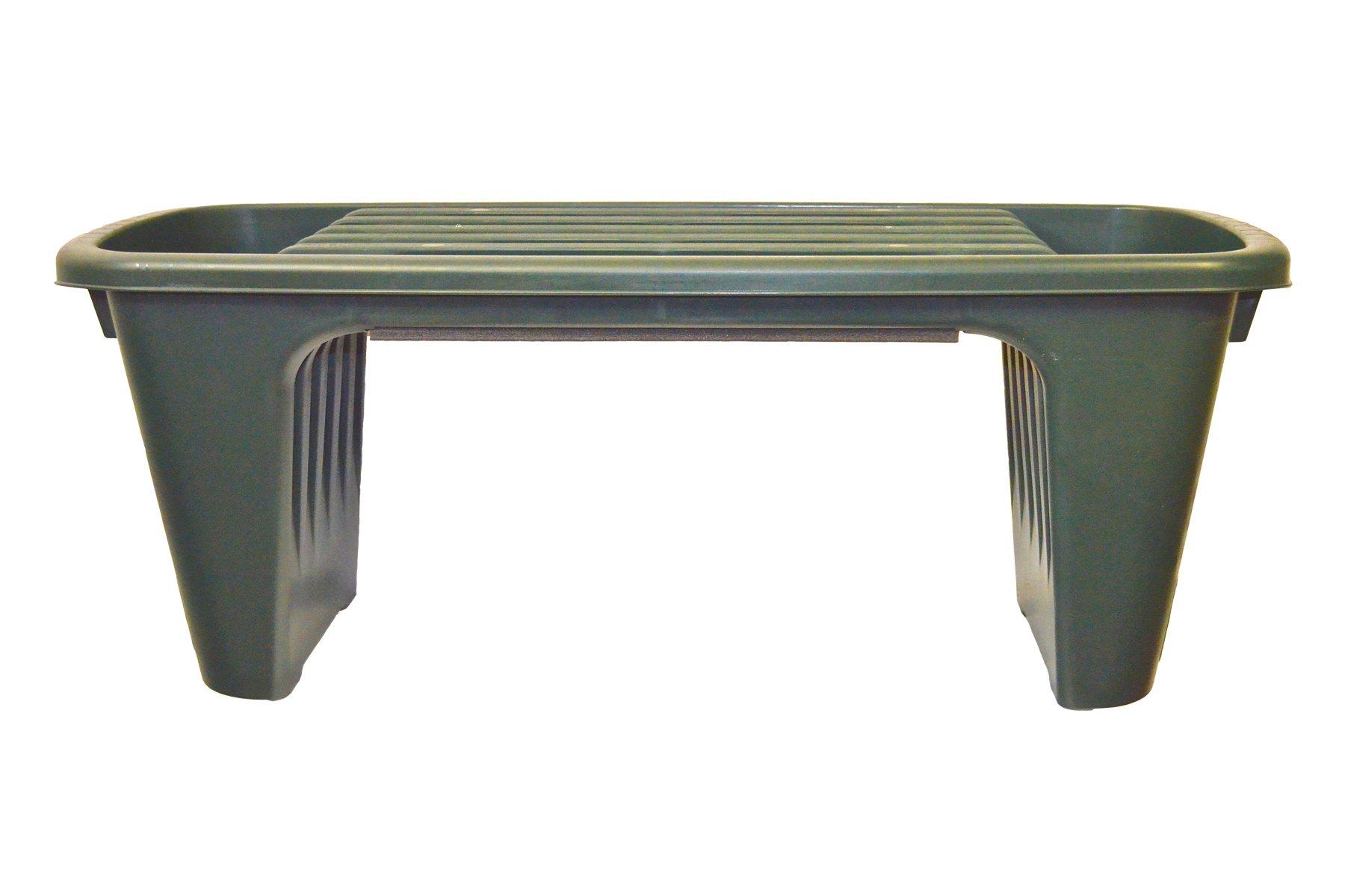 Bosmere N468 Plastic Kneeler Seat for Gardening