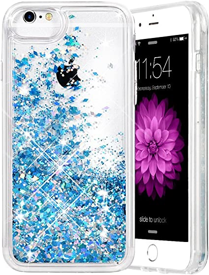 Glitter Phone Case For iPhone 6 6s Plus