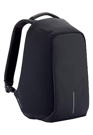 nouvelles photos sur des pieds à prix réduit XD Design Bobby Original Sac à Dos Antivol Portable Noir avec Port USB  (Unisex)