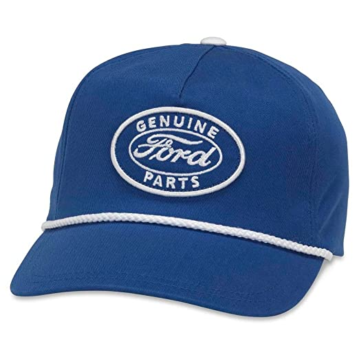 American Needle Ford Cappy Adjustable Hat   Royal Blue by American Needle