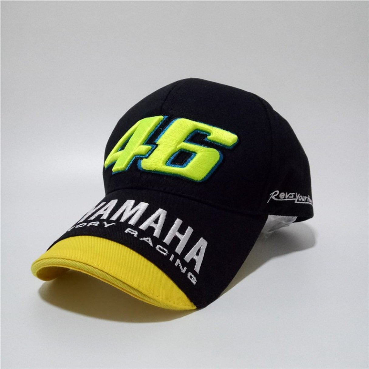 Official Valentino Rossi Cap Yamaha VR46 Factory Racing Moto GP Team 2018