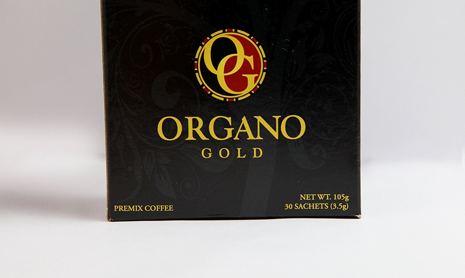 5 Boxes Organo Gold Gourmet Black Coffee - 150 Sachets by Organo Gold