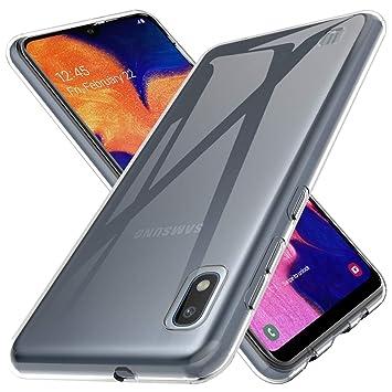LK Funda para Samsung Galaxy A10, Carcasa Cubierta TPU ...