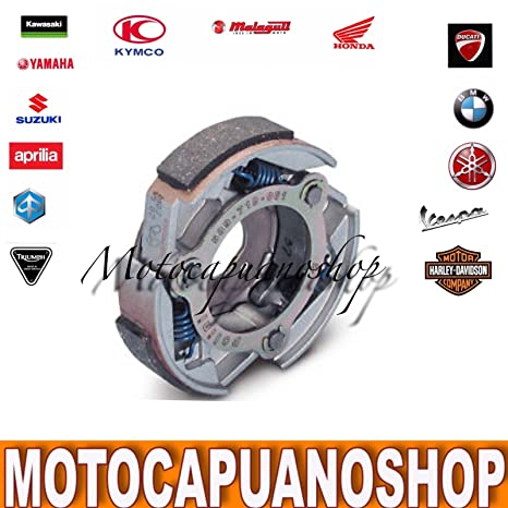 249.031 embrague POLINI Racing Piaggio Vespa GT GTS Beverly 200250300