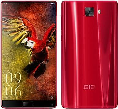 elephone S8 4G Smartphone 6,0 Pulgadas de Pantalla Completa y 2K de Pantalla Android 7.1.