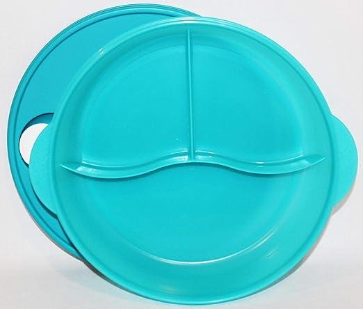 Tupperware Crystalwave - Vajilla para microondas (tamaño grande ...