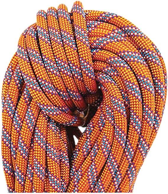 Beal C102S.70 - Cuerda de Escalada, Color Naranja (Orange ...