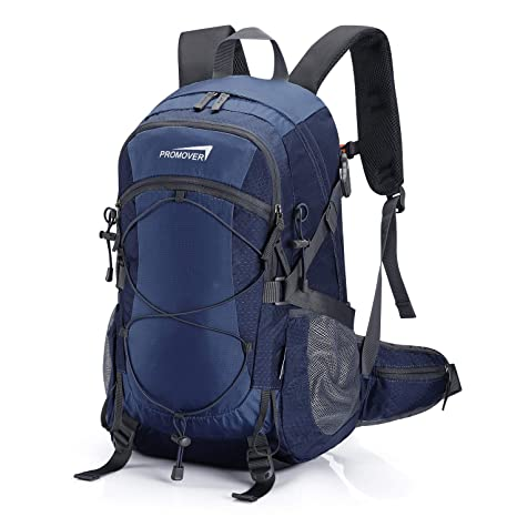 2f36ac2a3a95 Promover Hiking Backpack 35 L Backpacks with Waterproof Outdoor Rain Cover  Lightweight and Light DaypacksOutdoor Hiking
