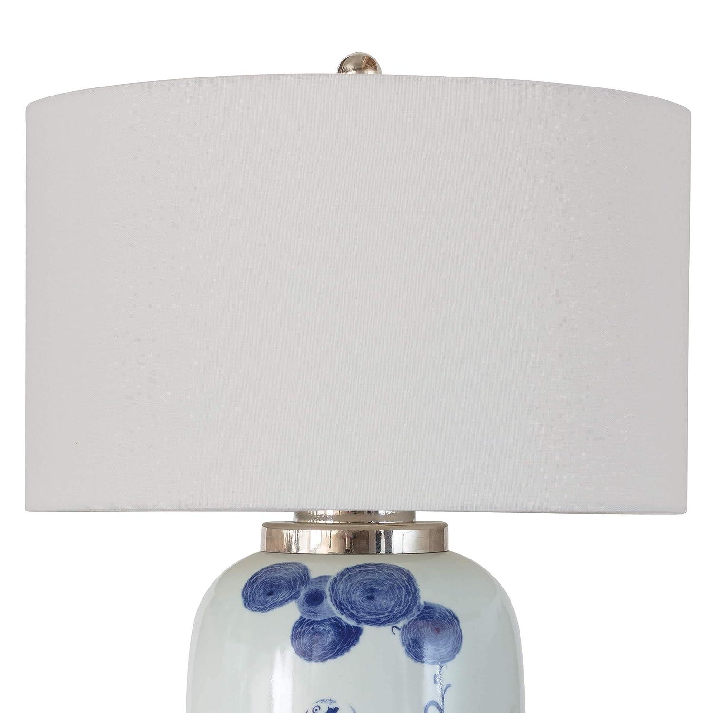 Amazon.com: Regina Andrew - Lámpara de mesa de cerámica con ...