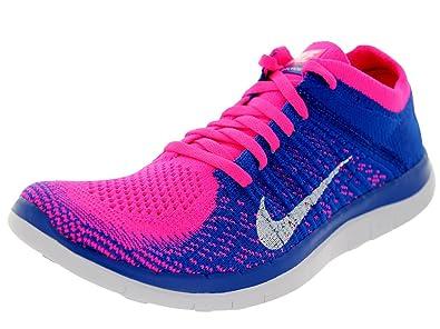 Nike Free Damen Blau Pink