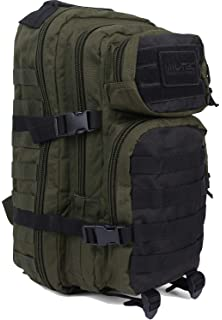 16636f8df0 Mil-Tec Us Assault Pack Sac à Dos Femme: Amazon.fr: Sports et Loisirs