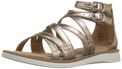 436667e036d472 Hanna Andersson Vera Girl s Gladiator Sandal (Toddler Little Kid Big Kid)