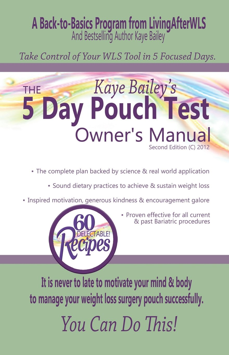 Day Pouch Test Owners Manual product image