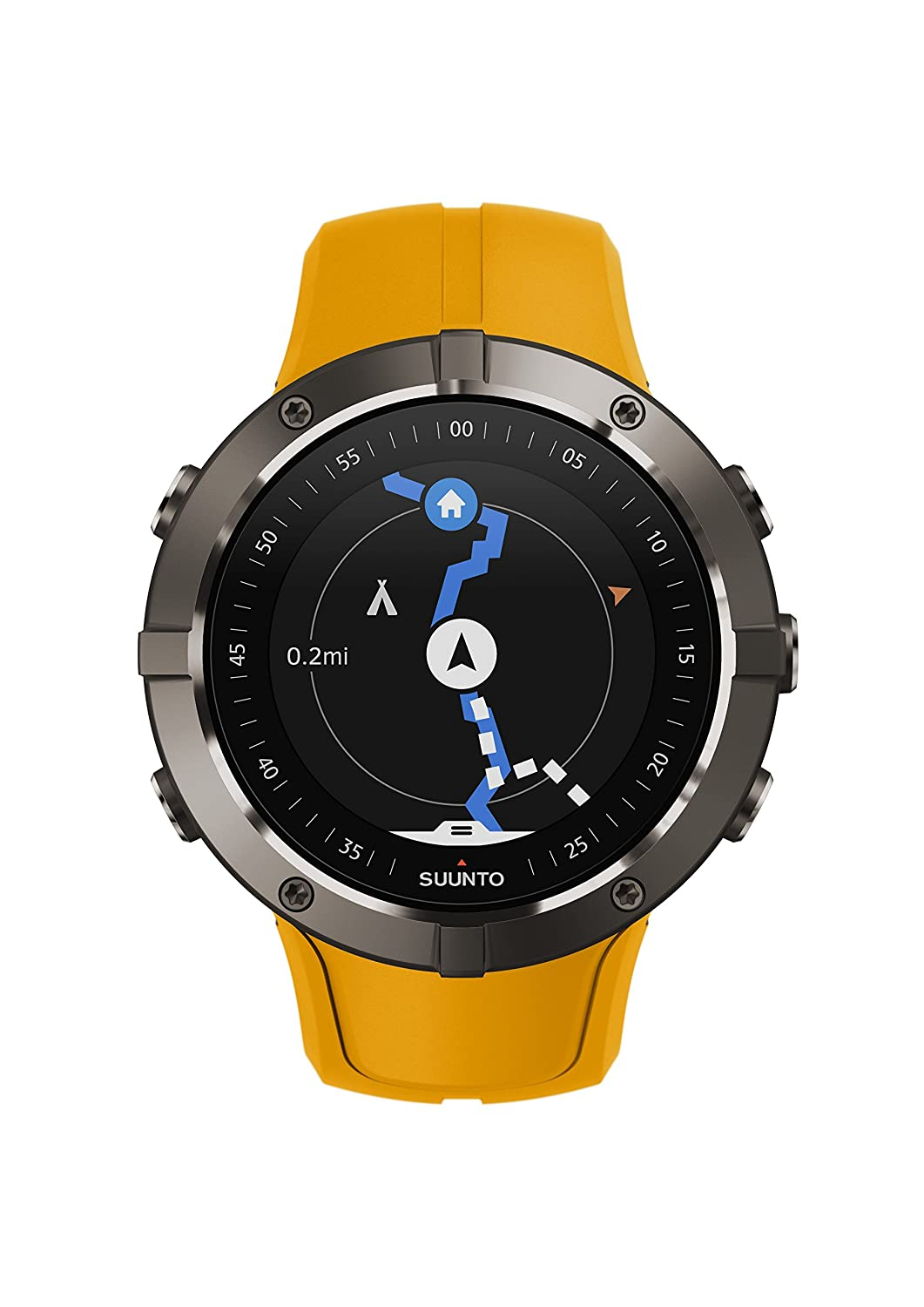 Amazon.com: Suunto Spartan Trainer Wrist HR Multisport GPS Watch (Amber): GPS & Navigation