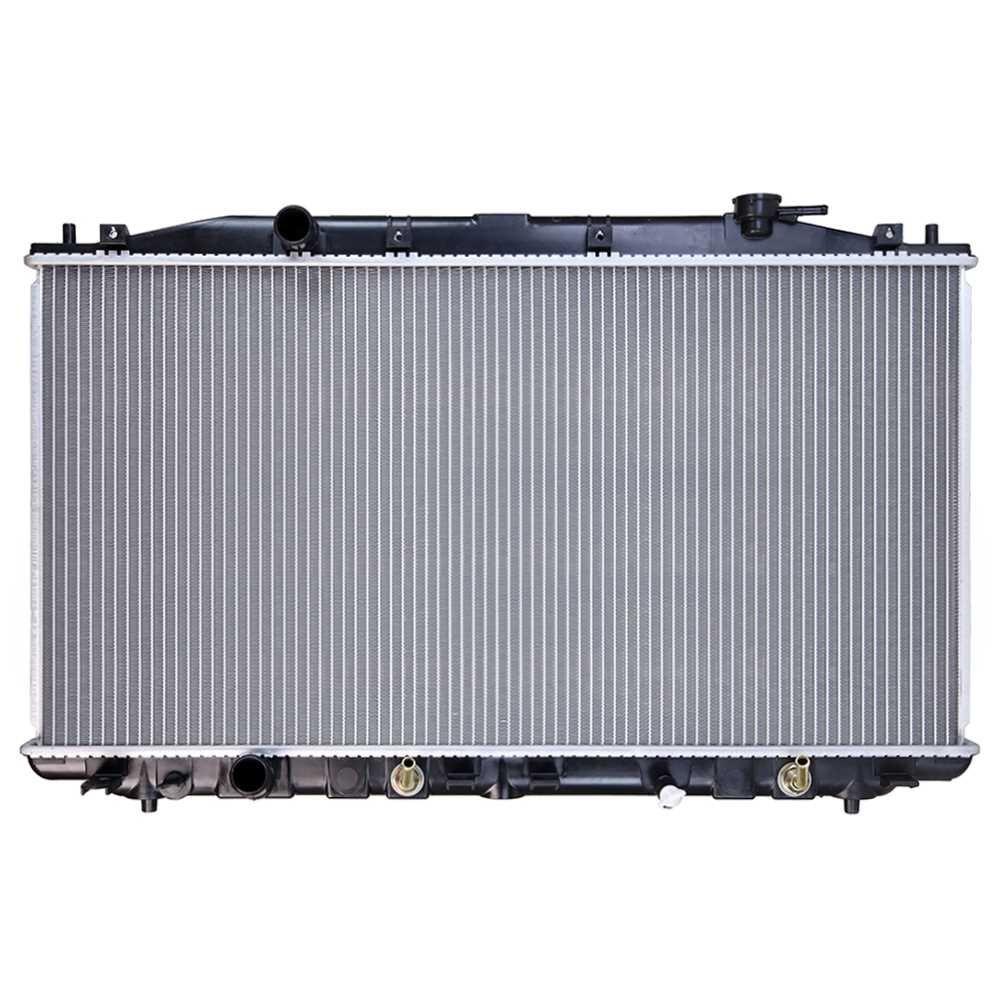 Prime Choice Auto Parts RK1203 Aluminum Radiator