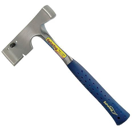 Elegant Estwing Shingleru0027s Hammer   29 Oz Roofing Tool With Milled Face U0026 Shock  Reduction Grip
