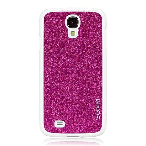 GGMM Sparkle-S4 - Carcasa para Samsung Galaxy S4, color rosa ...
