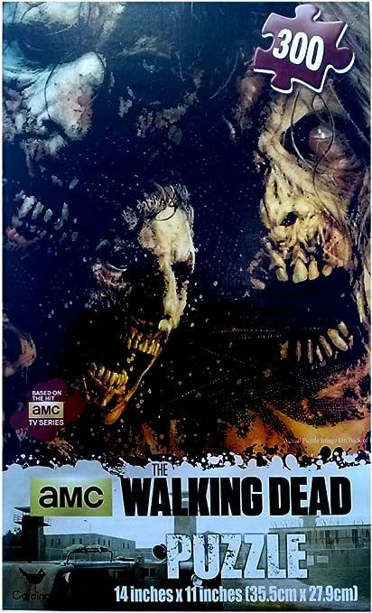 The Walking Dead Puzzle by AMC by Cardinal: Amazon.es: Juguetes y juegos