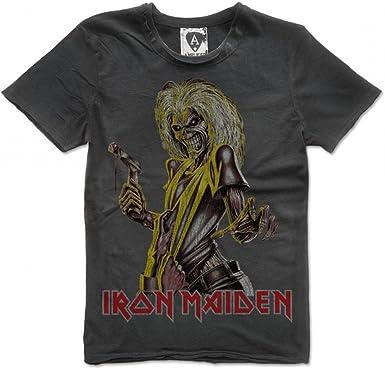 Amplified Iron Maiden Killers – Camiseta