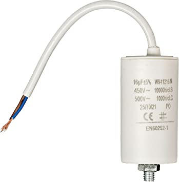 Eurosell 16 Uf 450 V Premium Kondensator Elektronik