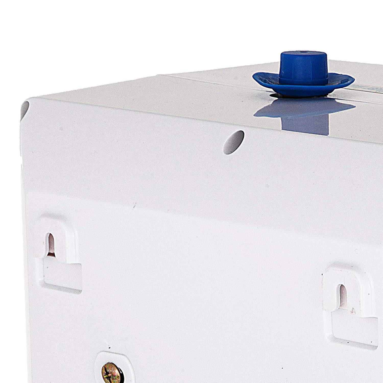 15L FlowerW 15L Elektrischer Warmwasserbereiter Durchlauferhitzer mit Edelstahltank