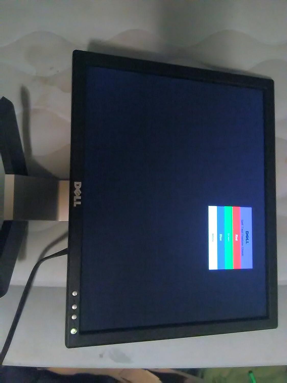 Dell E178FPV Flat Panel Monitor-1280x1024 Black and Silver-E178FPV