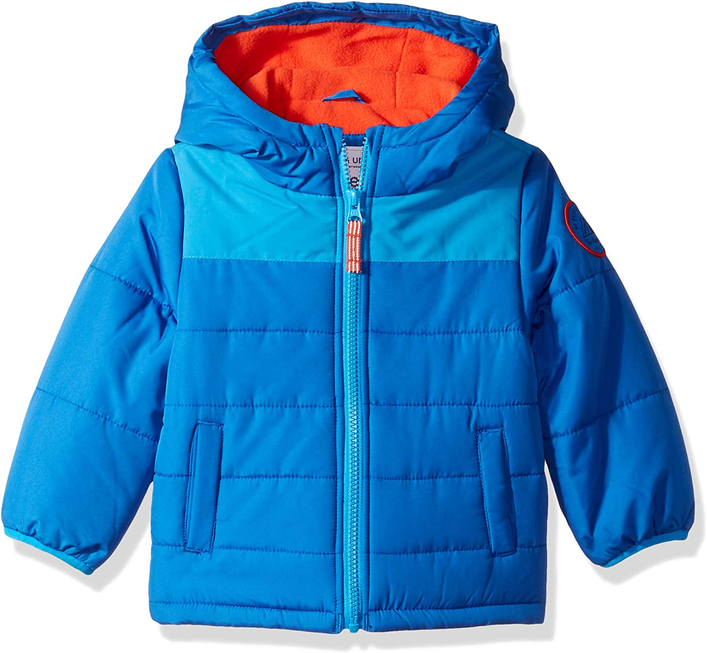 Carters Baby-Boys Adventure Bubble Jacket Down Alternative Jacket