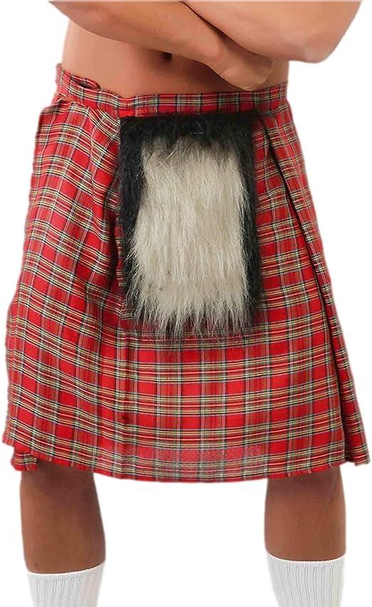 Guirca - Falda Escocesa para Hombre: Guirca: Amazon.es: Hogar
