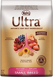 product image for Nutro Ultra Small Breed Dry Dog Food 15lb