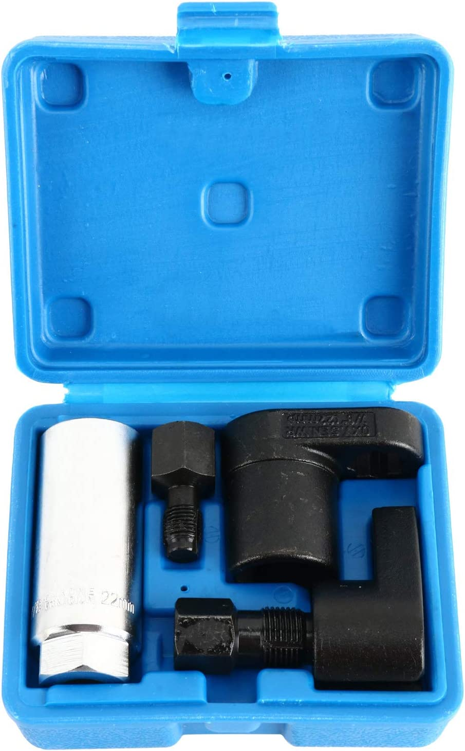 FreeTec Lot de 5 cl/és /à douille professionnelle avec capteur doxyg/ène Remoner Installer Kit doutils pour voiture