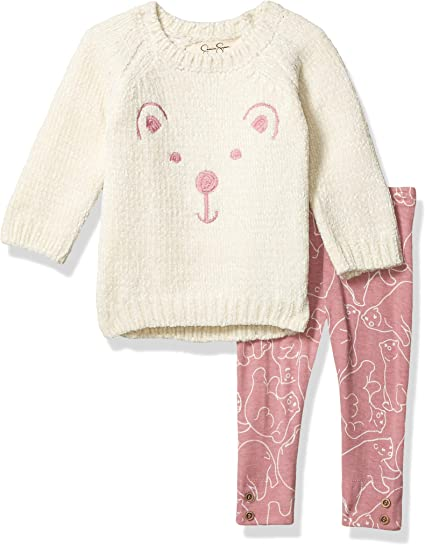 Jessica Simpson Girls Baby 2 Piece Set