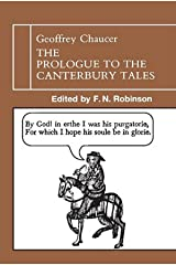 The Prologue to the Canterbury Tales Paperback