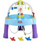 Little Tikes Fun Zone Battle Splash Water Table, Multicolored