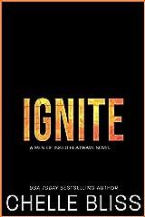 Ignite (Men of Inked: Heatwave Book 5) Kindle Edition