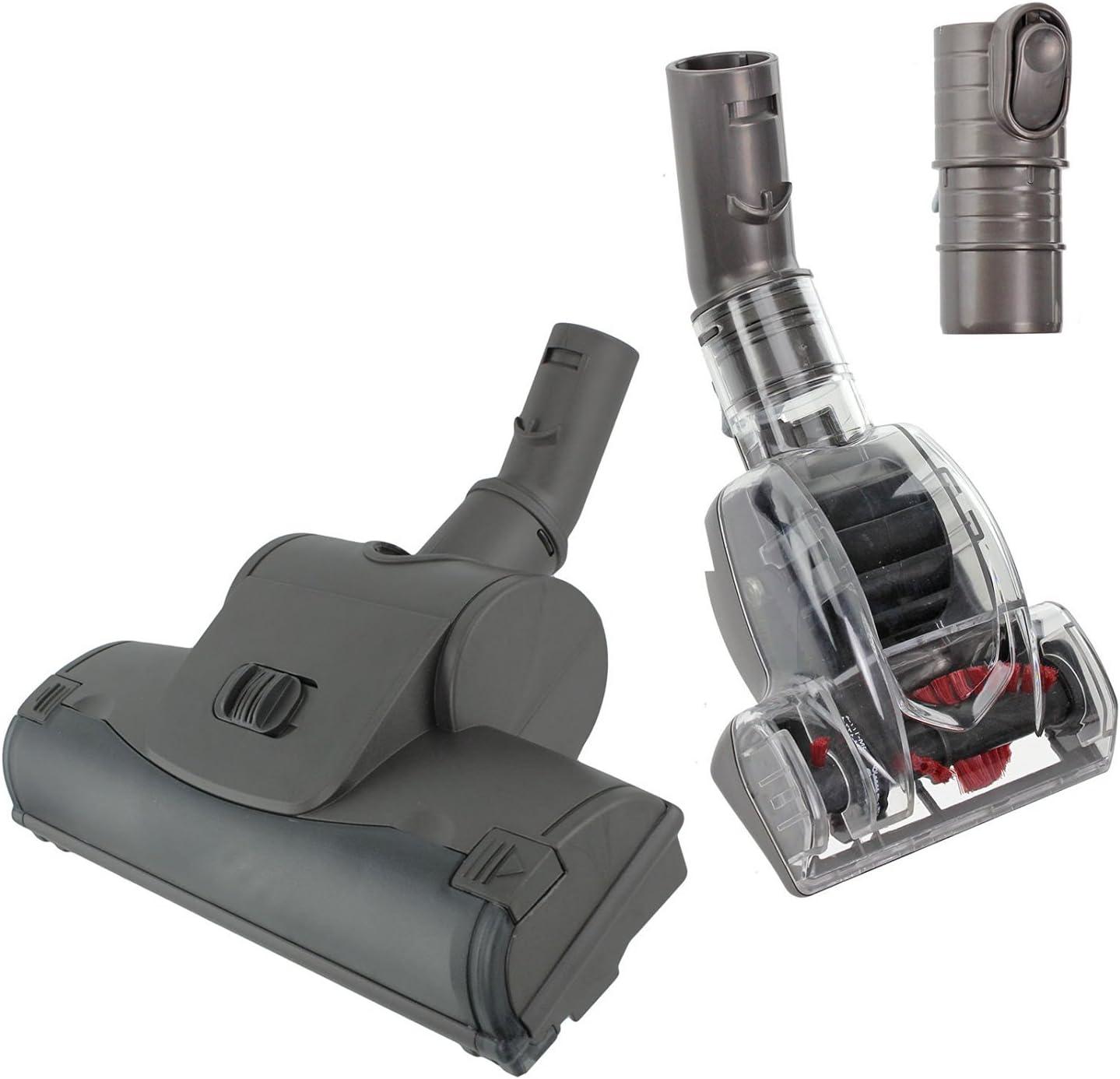 Spares2go - Cepillo turbo principal + cabezal de turbina mini para ...
