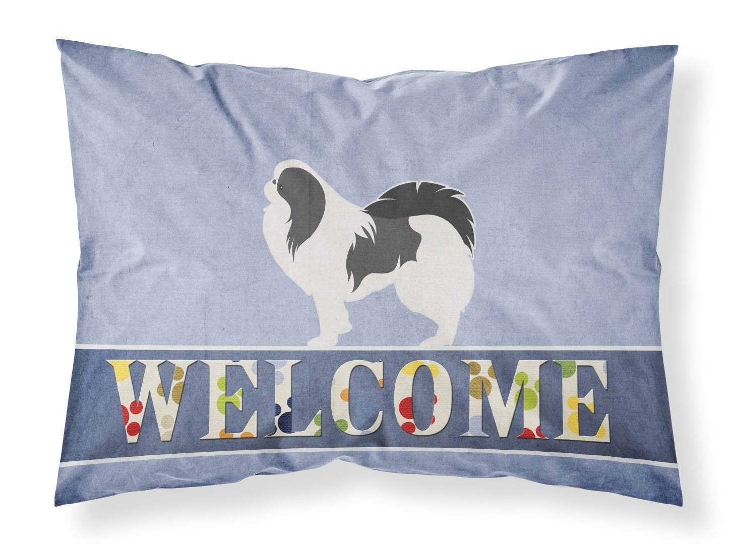 Carolines Treasures Shih Tzu Welcome Pillowcase Standard,