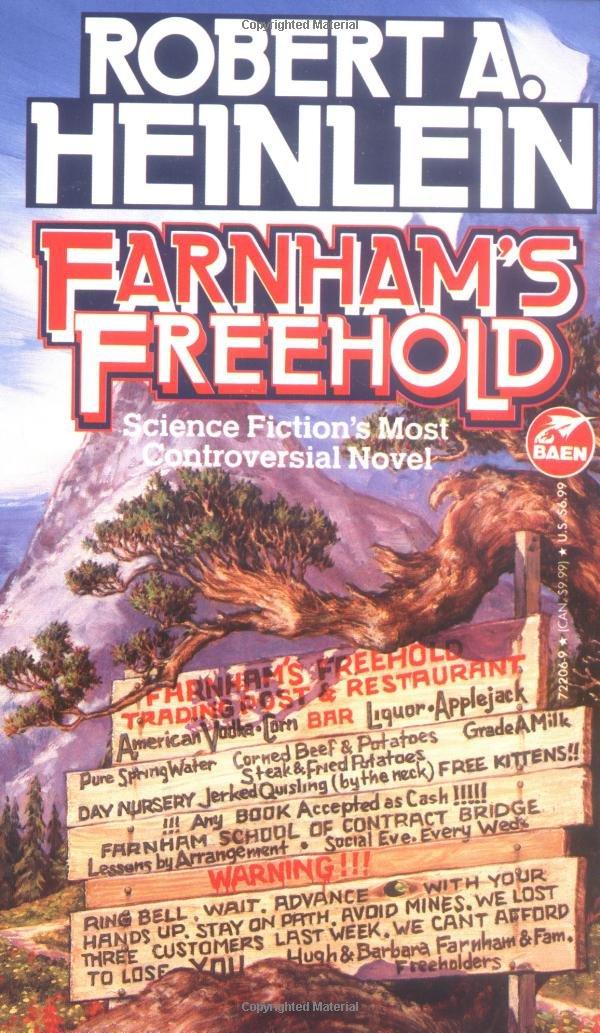 Farnhams Freehold: Amazon.es: Heinlein, Robert A.: Libros en idiomas extranjeros