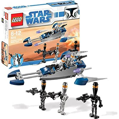 Star Wars Lego 8015 Assassin Droids Battle Pack: Toys & Games