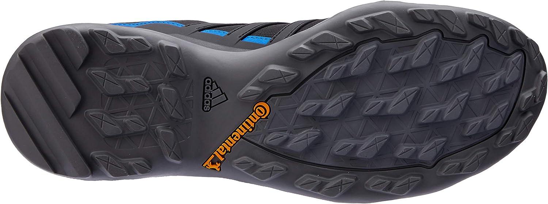 adidas Herren Terrex Swift R2 GTX Trekking- & Wanderhalbschuhe, rot, 50.7 EU Schwarz (Negbás/Negbás/Azubri 000)